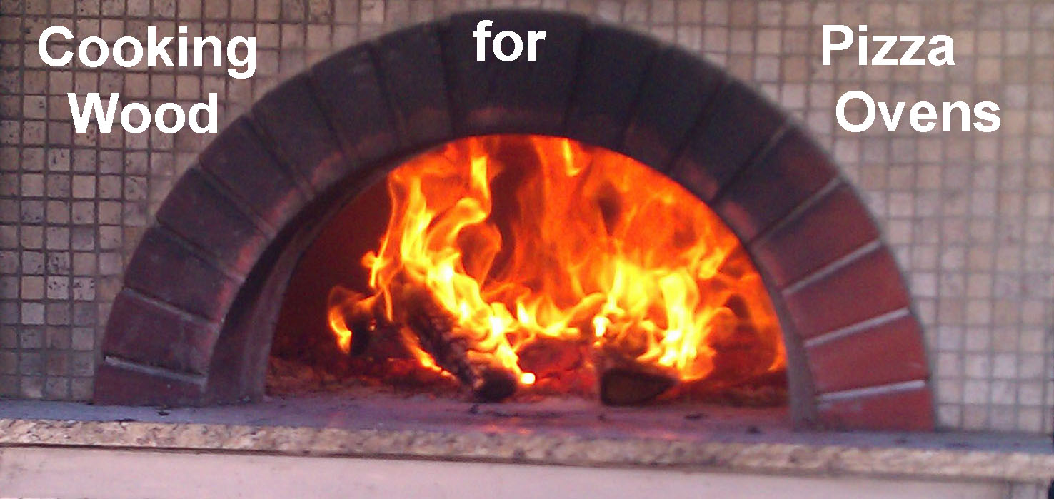 Cooking Wood for Pizza Ovens